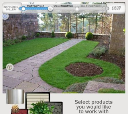 Программа для ландшафтного дизайна Showoff Virtual