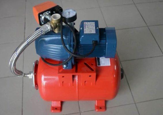 Гидрофор для дачи и частного дома